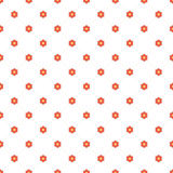 0326 - star-dot bg Royalty Free Stock Image
