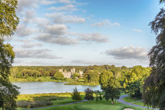 5 star dromoland castle hotel and golf club Stock Photos