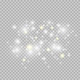 Star dust vector illustration