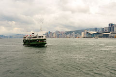 The Star Ferry Stock Photos