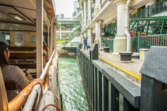 Star Ferry of Hong kong Royalty Free Stock Images