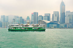 Star Ferry Royalty Free Stock Images