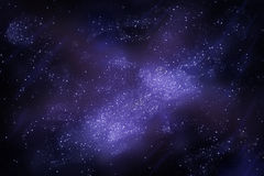 Star Field Royalty Free Stock Photo