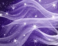Star field. Of bright and shining stars Stock Photography
