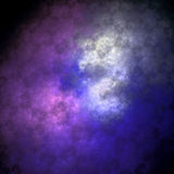 Star field. Abstract illustration with high detail. Simple background design Stock Images