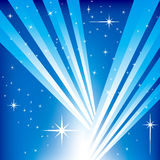 Star field background / Christmas Royalty Free Stock Image