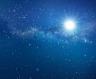 Star field background Royalty Free Stock Photo