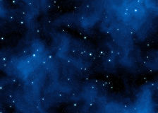 Star field background Stock Photos