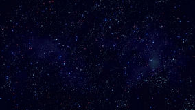 Star field space nebulae Stock Photography