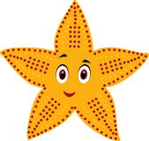 Star fish Illustration Stock Images