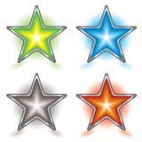 Star foursome Stock Photos