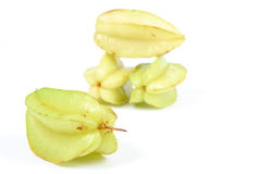 Star fruit Stock Photo