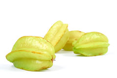 Star fruit Royalty Free Stock Photo