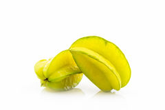 Star fruit or Carambola. Stock Photography