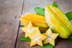 Star fruit Royalty Free Stock Image