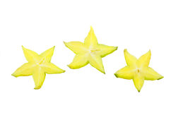 Star fruit Stock Images