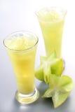 Star Fruit Juice royalty free stock photos