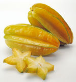 Star fruits Stock Image