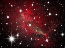 Star galaxies Stock Image