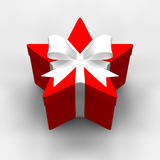Star Gift Royalty Free Stock Photo