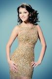 Star girl Royalty Free Stock Image