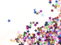 Star glitter Stock Photos