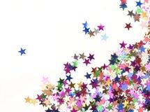 Star glitter Stock Photos