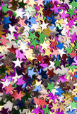 Star glitter background Royalty Free Stock Photography
