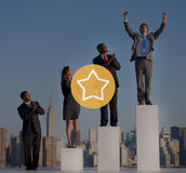 Star Good Great Success Excellent Reward Concept Royalty Free Stock Image