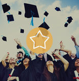 Star Good Great Success Excellent Reward Concept Royalty Free Stock Photo