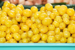 Star gooseberry,fruit Stock Photo