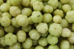 Star gooseberry _ healthy food stock image