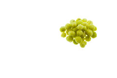 Star gooseberry isolated on white background Stock Images