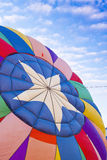 Star Hot Air Balloon Stock Photos