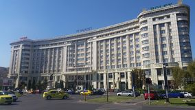 5 star hotel Bucharest Royalty Free Stock Photography