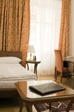 4 star hotel room Vienna Austria Royalty Free Stock Photography