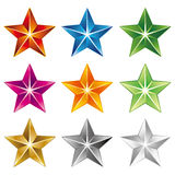 star icon Royalty Free Stock Photo