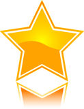 Star Icon Royalty Free Stock Images