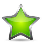 Star icon Stock Image