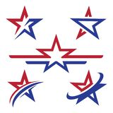 Star set color vector logo. Star Icon Vector, star Icon Eps, star Icon Jpg, star Icon Picture, star Icon App, star Icon Web, star Icon Art, star Icon royalty free illustration