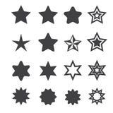 Star icon Stock Photo