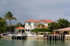 Star Island Miami Royalty Free Stock Image