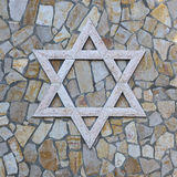 Star Of Israel Royalty Free Stock Photos