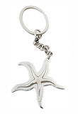 Star keychain Stock Photo