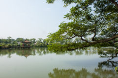 The Star Lake in Zhaoqing,China Stock Images