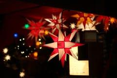 Star lanterns. A background of star lanterns. Star lanterns . A background of star lanterns royalty free stock photos