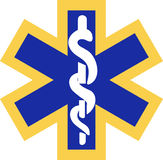 Star of life Stock Photo