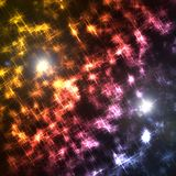 Star Lights. Abstract colorful background with star lights Stock Images