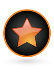 Star Logo Royalty Free Stock Photos