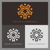Star Logo Royalty Free Stock Images